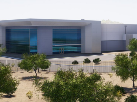 Stream Data Centers Prepares to Open in Phoenix this Summer with Cox Business as a Key Fiber Provide