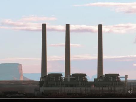 SRP Contractors Demolish Navajo Generating Station's Three Iconic Stacks
