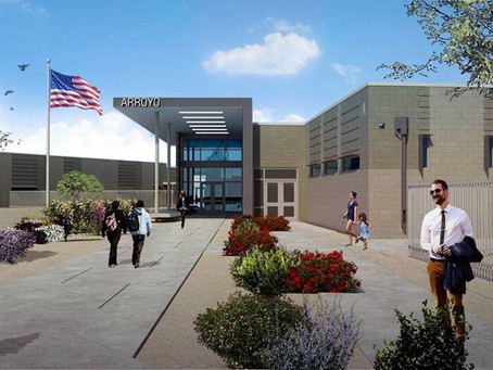 McCarthy Breaks Ground on $16.2 Million Project for the Washington Elementary School District