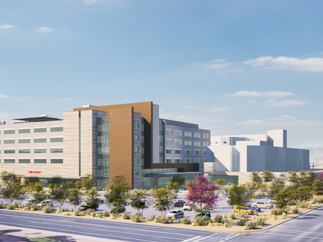 McCarthy Building Companies begins construction on new ER and Patient Tower at Banner Boswell Medica