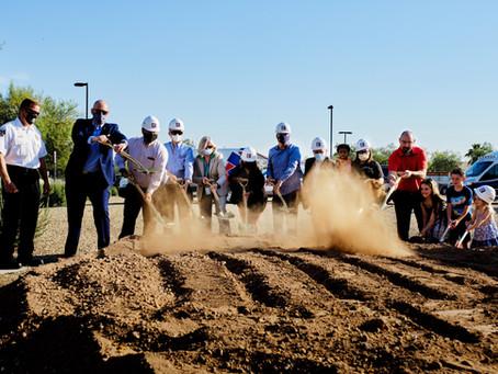 Kitchell breaks ground on new Emergency Department at Phoenix Children's Southwest Campus