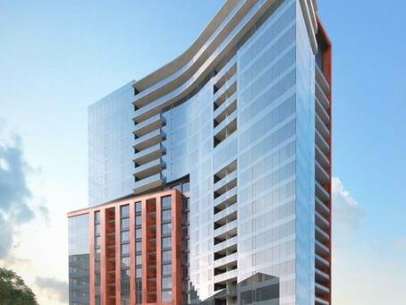 McCarthy Building Companies Tops Out Mirabella at ASU