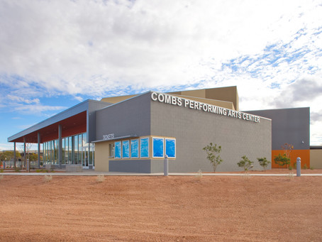 Combs High School Celebrates New Performing Arts Center in San Tan Valley