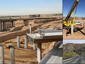 Arizona Highways Improve, Rank 23rd in the Nation in Highway Performance and Cost-Effectiveness