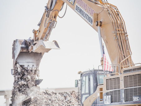 Gateway to the Skies for 58 Years: Terminal 2 Comes Down at Sky Harbor