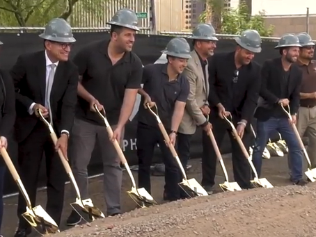 City Officials, Project Executives Break Ground on X Phoenix: Project is City's First Co-Housing Dev