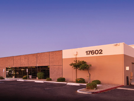 Cushman & Wakefield Brokers Sale of Phoenix Facility Leased to Major Communications Company for