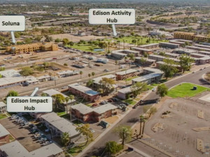 Phoenix's Edison-East Lake community is Slated for Revitalization in 2021