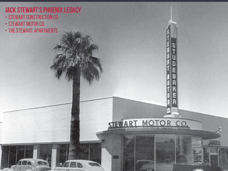Jack Stewart's Phoenix Legacy Focus of ACC's Jan/Feb Issue