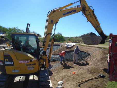 Superstition Mountain Golf & Country Club Makes Progress on Bunker Renovation