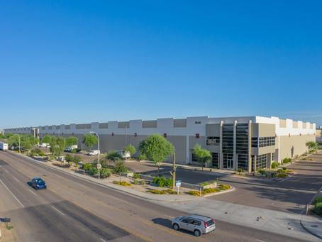 West Phoenix Industrial Building Sells for $30.7 Million