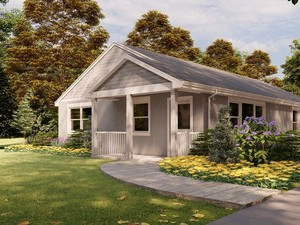 First 3D printed home in the U.S. Goes On Market