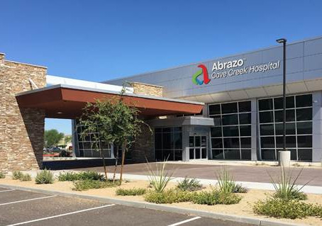 ADOLFSON & PETERSON CONSTRUCTION COMPLETES  ABRAZO CAVE CREEK HOSPITAL