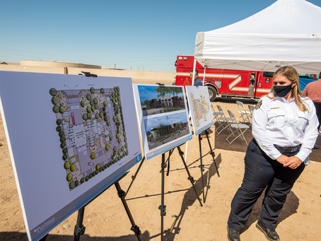 Willmeng Construction Breaks Ground on Fifth Avondale Fire Station