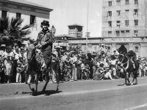 Andy Womack: the Rodeo Clown Who Helped Build Phoenix