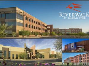 Alter Announces $54 million sports medicine center  for Banner Health at Riverwalk at Talking Stick