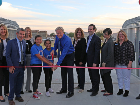Construction Completes on Updated Campo Bello Elementary School Campus