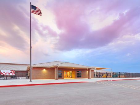 McCarthy Building Completes Construction on Chandler's Robert J C Rice Elementary School