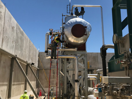 Rosendin Plays Role in Upgrading Power Facility at ASU