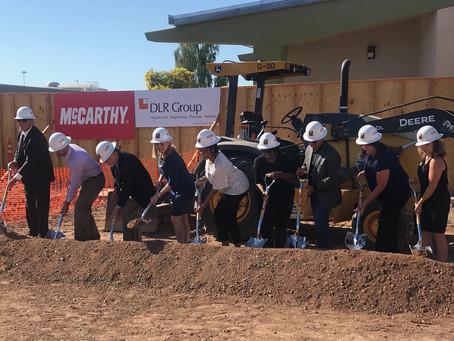 Construction Commences on Pat Tillman Middle School