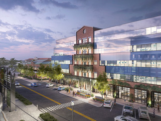 George Oliver Unveils Plans, Name for Downtown Tempe Office Renovation: Arbor