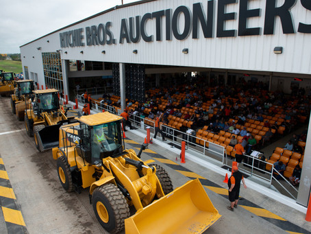 Online participation expected to increase at Ritchie Bros. auctions in wake of COVID-19 concerns