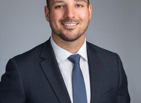 Office Tenant Advisory Specialist Aaron Rocha Joins Veteran Team in Phoenix