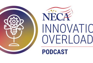 "NECA Podcast Network Launches with ""Innovation Overload"""