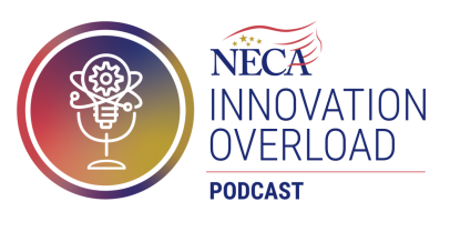 """NECA Podcast Network Launches with """"Innovation Overload"""""""