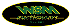 WSM Online Vehicle & Equipment Auction