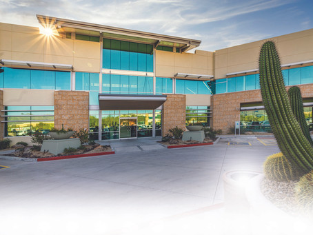 San Francisco-based The Roxborough Group Round Trips North Scottsdale Office Building to New Market