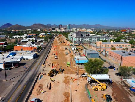 Tucson's Broadway Boulevard Getting Broader