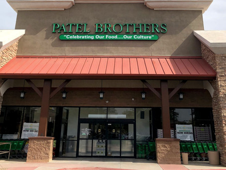 Knoebel Construction completes construction of Patel Brothers Indian-American grocery stores in Ariz