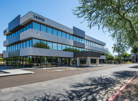 Diversified Partners Announces The FOURTEEN 901 Office Building – Major Renovations Completed