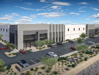 GO Industrial Completes 77-Acre, $23 Million Land Buy for First Phoenix Project