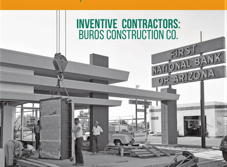 """May/June Issue of Arizona Contractor & Community Dedicated to Charles """"Chuck"""" Runbeck"""