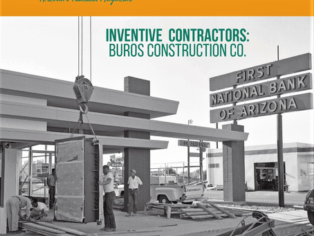 "May/June Issue of Arizona Contractor & Community Dedicated to Charles ""Chuck"" Runbeck"