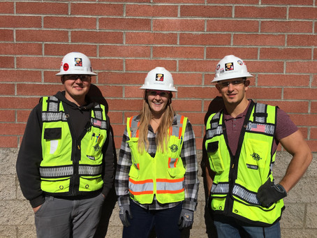NAU Internships Influence Post-Grad Construction Careers