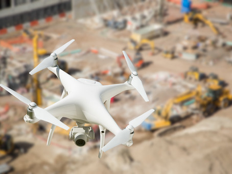 Eight Ways Drones Are Changing Construction