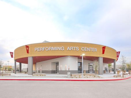 McCarthy Building Companies Completes Sierra Linda Performing Arts Center