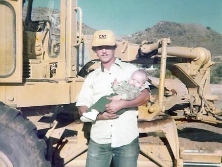 Remembering Dad, Billy J Horner