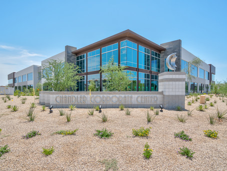 Chandler Corporate Center Open For Business