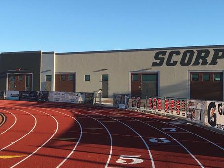 Aqua Fria Union High School District Unveil New Field House