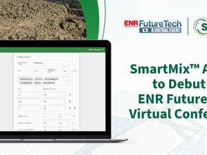 Breakthrough Concrete Artificial Intelligence Tool to Debut at ENR FutureTech Virtual Conference