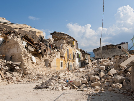 New Flexible Material May Help Buildings Withstand Earthquakes
