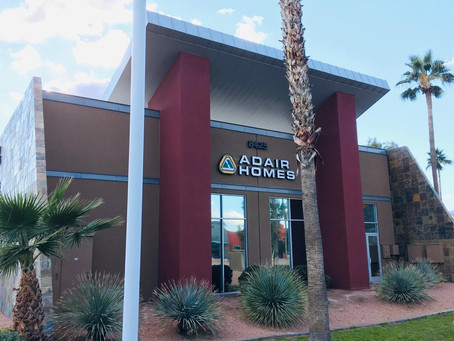 Adair Homes Expands Its Custom Home Offerings in Arizona by Opening Second Office in Tempe