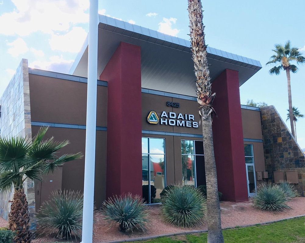 Adair Homes Launches Into Arizona By Opening Its First Southwest Office In Phoenix