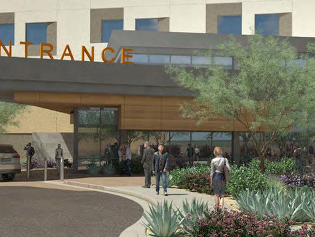 McCarthy Building Companies Began Tower Construction at Dignity Health Chandler Regional Medical Cen
