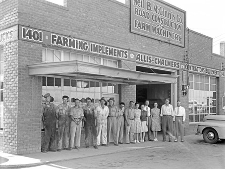 Digging Through the Archives: The Neil B. McGinnis Equipment Company