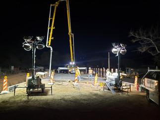 "KE&G Construction Bridges ""Beautiful View"" at Fort Huachuca"